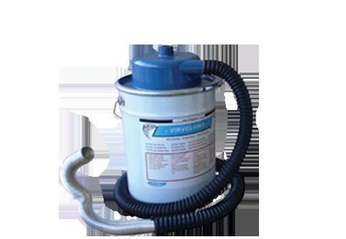 Pellvac Virvelvind 20-liters
