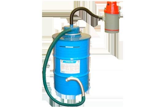 Pellvac Virvelvind 200-liters
